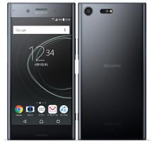 Docomo  Unlocked Xperia XZ Premium SO-04J  Sony Android SmartPhone Black