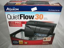 NEW  Aqueon Quiet Flow 30 Power Filter 200GPH includes filter Never Used L@@K!!!