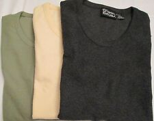 Women Knit Top T-Shirt Diport USA Large 8 Shirt 4 Color Sage Black Yellow Best