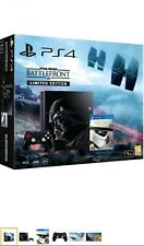 CONSOLE PS4 STARWARS BATTLEFRONT LIMITED EDITION