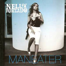 ☆ CD SINGLE Nelly FURTADO Maneater 2-track CARD SLEEVE ☆ NEW