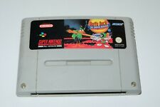 Daffy Duck The Marvin Missions SNES Super Nintendo