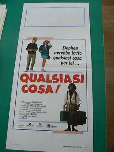 LOCANDINA manifesto MALIBU COLLEGE CALIFORNIA - QUALSIASI COSA Kaylor.1992 RARO