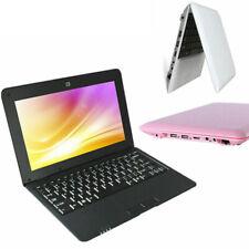 "10,1"" Notebook Wifi Android 512G+8GB Kamera HDMI USB Kinder Netbook Mini Laptop"