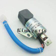 New Stop Solenoid SA-5176-12 SA-5176 1756ES-12SUC5B1S5 12V For Kubota