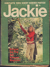 Jackie Magazine 18 August 1973 No.502    Donny Osmond     Andy & David Williams