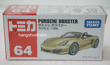 Takara Tomy Tomica 64 Porsche Boxster Two-seater Roadster Sports Car Model