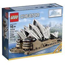 LEGO Sydney Opera House - CREATOR - 10234 - NEW & SEALED - 2989 Pieces - UK