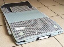 Kit tapis de sol gris Mercedes classe E W211 CLS Fussmatten Tappeto Alfombras