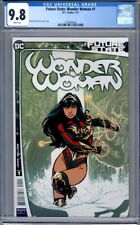 Future State: Wonder Woman #1  1st Appearance of Yara Flor  1st Print   CGC 9.8