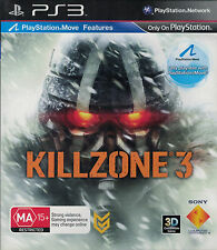 Killzone 3, Sony PlayStation 3, PS3 game Complete, Used