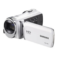 Samsung HMX-F90 HD Video Recording Camcorder White