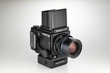 Mamiya RZ67 Pro with Sekor Z 50mm F4.5W Lens and Power Winder