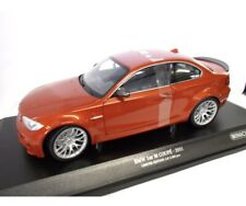 BMW M Coupe 1 series E82 Orange 1:18 Minichamps