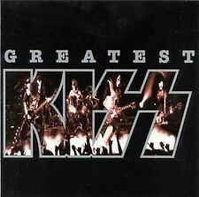 Greatest (W/Different Tracklisting) by Kiss (CD, Nov-1996, Mercury)