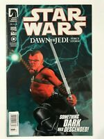 STAR WARS DAWN OF JEDI: FORCE STORM #3 (2012) | RARE NEWSSTAND VARIANT