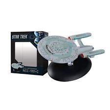 Eaglemoss Star Trek USS Enterprise NCC-1701-C Diecast Model Retail Variant NEW