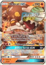 Pokemon - Heatran GX - SL11 - Ultra Rare - 25/236 - VF Français