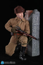 "DID 1/6 Scale 12"" WWII Russian Soviet Sniper Koulikov Action Figure R80102"