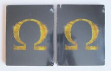 GOD OF WAR ASCENSION STEELBOOK - G2 SIZE - FACTORY SEALED (NO GAME INCLUDED).