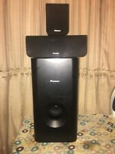 Pioneer S-FCRW2900-K 5.1 Surround Sound Speakers