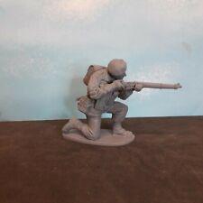 1/16 120mm WW2 BRITISH PARA PARATROOPER RED DEVIL AIMING