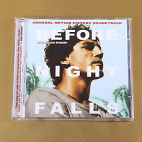 BEFORE NIGHT FALLS - SOUNDTRACK - 2000 - OTTIMO CD [AH-023]