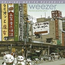 NEW The Lion and the Witch by Weezer (Vinyl EP 2012, Ltd. Ed. - MFSL 1-391)