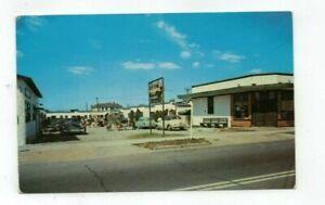 VA Virginia Beach Virginia vintage post card Atlantic Court Motel