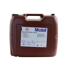 Mobil Super 3000 X1 5W-40 Motoröl 20 Liter ACEA A3/B4 BMW LL 01 PSA B71 2296 20L