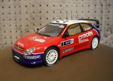IXO RAM229 SKODA FABIA WRC 18 RALLYE ALLEMAGNE 2006 1.43