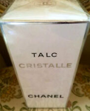 SEALED HUGE 150g RARE CHANEL CRISTALLE PARFUMED TALCUM TALC POWDER DISCONTINUED