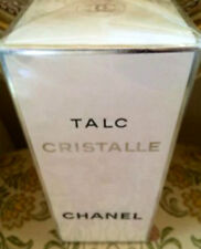 HUGE 150g RARE CHANEL Cristalle Perfumed Talcum Talc Powder Discontinued