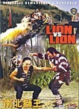 Lion vs Lion - Hong Kong RARE Kung Fu Martial Arts Action movie