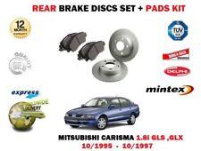 für Mitsubishi Carisma 1.8i GLX 1995-1997 Bremsscheiben SET