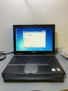 """Dell Latitude D420 12"""" Win 7 Laptop Intel Webcam 1.2GHZ 1.5GB 60GB Office WIFI"""