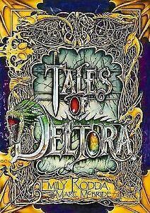 SIGNED Tales of Deltora Emily Rodda Marc McBride Hardcover