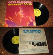 OTIS REDDING - The Happy Song ORG French Press LP Stax Funk Soul 68' BIEM