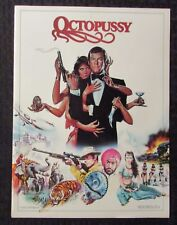 1983 OCTOPUSSY Danjag Souvenir Movie Special FN+ 6.5 James Bond / Roger Moore