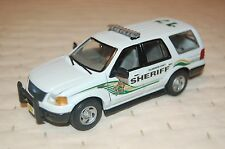 Custom GearBox Hillsborough County Sheriff Florida Ford Expedition Police Car