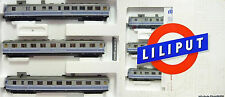 Liliput 12600 Dieselschnelltriebwagen SVT 06 110 der DB Epoche IIIa