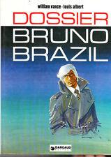 Dossier Bruno Brazil. VANCE 1977 - Etat neuf