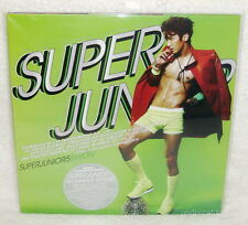 K-POP Super Junior Mr. Simple Taiwan CD Type A (Cover: Siwon)