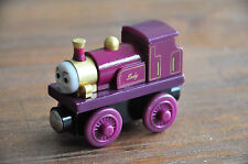 THOMAS TANK TRAIN SET Wooden Railway Engine Wooden Engine - LADY - Exc
