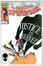 Amazing Spider-Man #278 July 1986 NM Hobgoblin