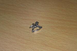 Sterling Silver Rocking Horse Charm - for bracelet, necklace