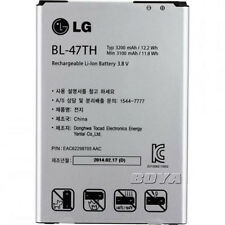 100% Genuine original for LG G Pro 2 F350 D837 D838 battery replacement BL-47TH