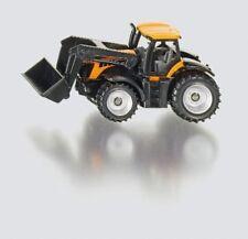 SIKU Toy 1356 JCB Tractor With Front Loader Orange BLISTER
