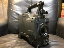 Sony Power HAD EX Camera DXC-D50 with Studio Back Adapter CA-D50