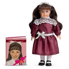 American Girl Samantha 25TH Anniversary Mini Doll and Book New in Box